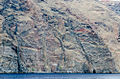 Lava and rock formations - crater rim - Santorini - Greece - 03.jpg