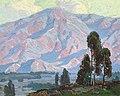 Lavender Hills, by Edgar Alwin Payne.jpg