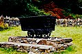 Laxey - Cart used to haul ore from Laxey Mine - geograph.org.uk - 1707291.jpg