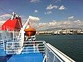 Leaving Piraeus Greece - panoramio.jpg