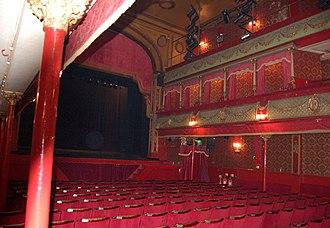 Leeds City Varieties - Interior of the City Varieties