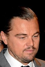"Leonardo DiCaprio at the French premiere of ""The Revenant"", at Le Grand Rex (Paris)"