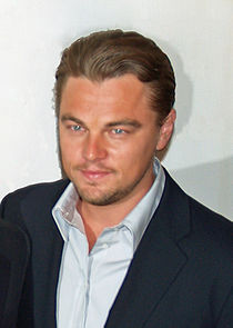 Leonardo DiCaprio smiling at the Tribeca Film Festival.