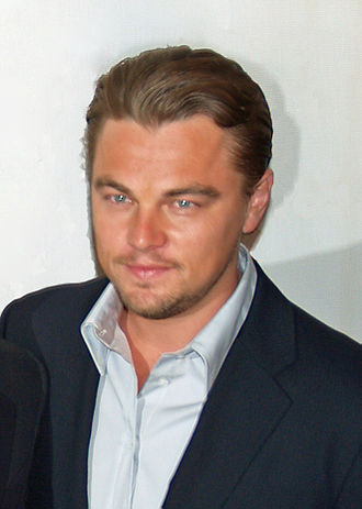 Leonardo DiCaprio - DiCaprio at the red carpet at the 2007 Tribeca Film Festival