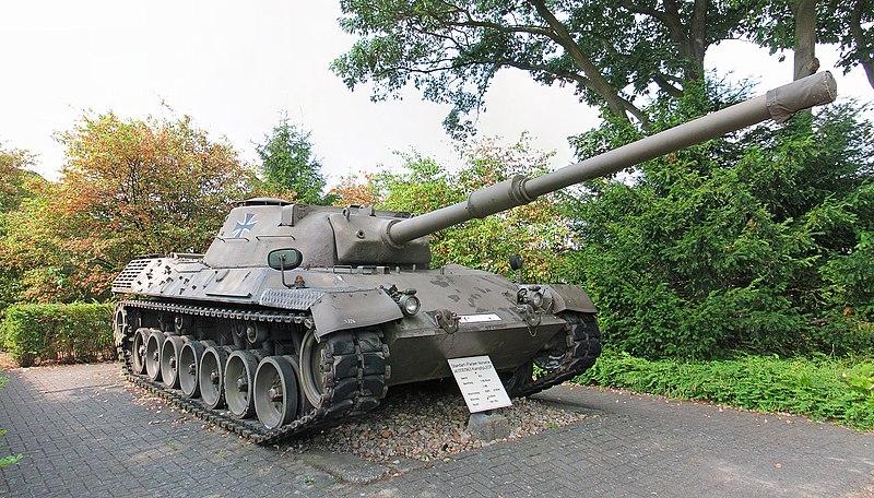 Leopard_1_Prototyp_Munster