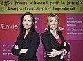 Les Secrétaires Générales de l'OFAJ Eva Sabine Kuntz et Béatrice Angrand.jpg