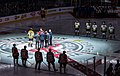 Les remparts de Quebec vs Les Cataractes de Shawinigan on Centre Videotron 02.jpg