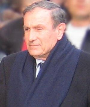 Levon Ter-Petrosyan - Image: Levon Ter Petrossian