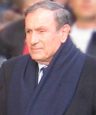 President of Armenia - Image: Levon Ter Petrossian