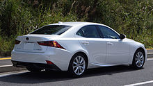 lexus is - wikipedia