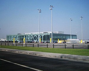 Liège Airport - Image: Liege airport