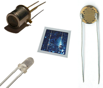 Sensor - Different types of light sensors