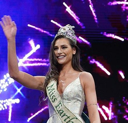 Hoa hậu Trái Đất 2020