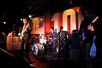 Link Quartet live at 100 Club - 2011.jpg