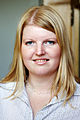 Lisbeth Sejer Gotzsche. Praesident for Ungdomens Nordiske Rad 07-08. 2007-10-30. Foto- Magnus Froderberg-norden.org.jpg
