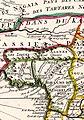Lisle, Guillaume de.1742. Carte des Pays voisins de la Mer Caspiene, dressee pour l'usage du Roy (B).jpg