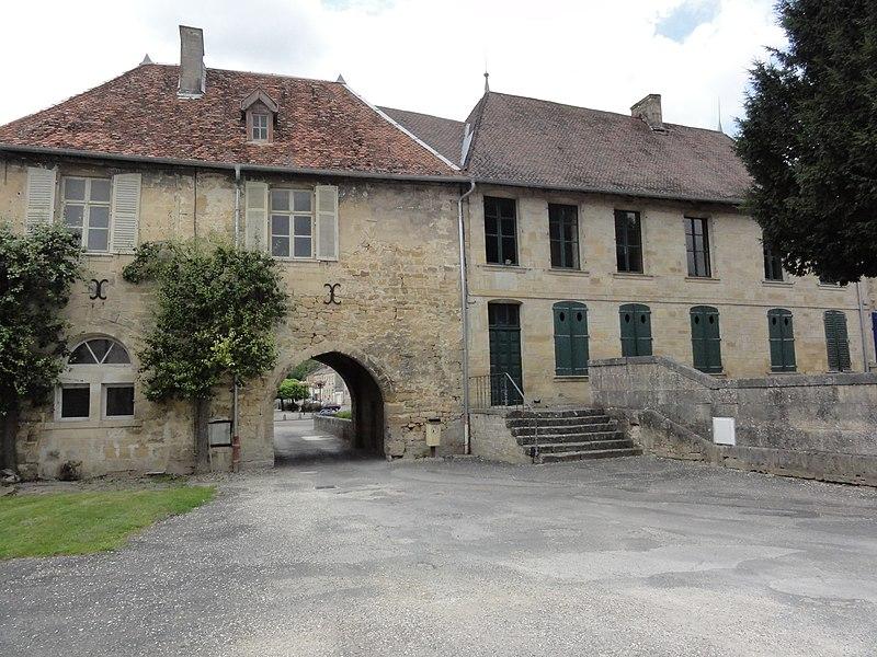 Lisle-en-Rigault (Meuse) château