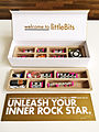 LittleBits Synth Kit in collaboration with Korg - package inside.jpg