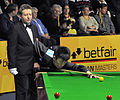 Liu Chuang and Thorsten Müller at Snooker German Masters (DerHexer) 2013-01-30 02.jpg