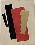 Liubov Sergeievna Popova - Composition (Red-Black-Gold) - Google Art Project.jpg