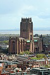 Liverpool Anglican Cathedral from St John's Beacon 3.jpg