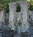 Livron, Drôme, France. Abbaye du vieux cimetière 04.jpg