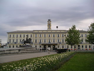 General Maister Monument