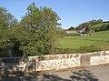 Llwyn-dwfr Bridge and farm, Llandissilio East - geograph.org.uk - 603700.jpg