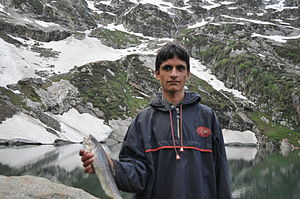 Bandipora - Local Trout Hunter