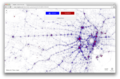 Locals and Tourists (Tokyo) as an interactive web map (9083255893).png