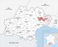 Locator map of Arrondissement Le Vigan 2019.png
