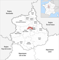 Locator map of Kanton Chartres-3 2019.png