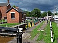 Lock 41, Trent and Mersey Canal - geograph.org.uk - 2006562.jpg