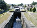Lock Gates at Shepley Bridge Marina - geograph.org.uk - 271512.jpg