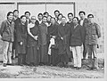 Lodi Gyari, second from left, with the Tibetan Youth Congress founders.jpg