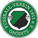 Logo des FV Gröditz 1911