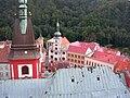 Loket, kostel svatého Václava a radnice.jpg