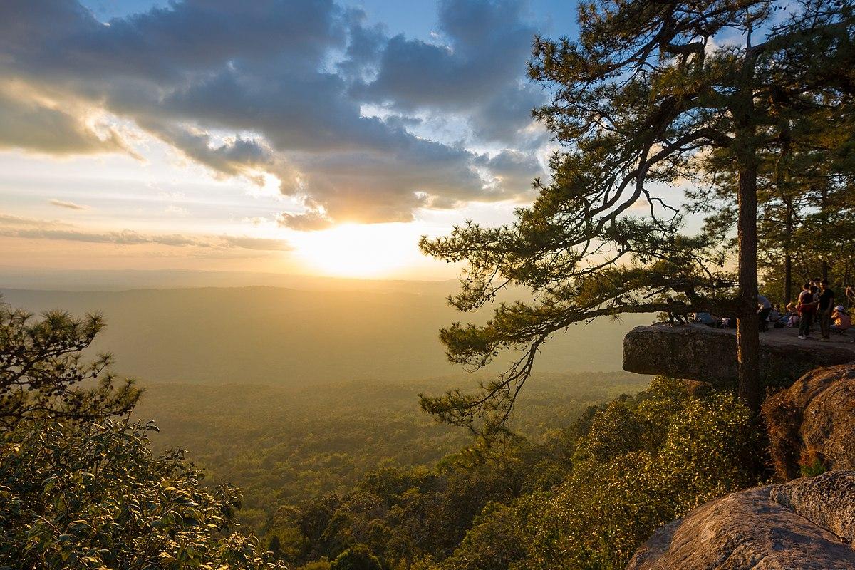 Phu Kradueng National Park - Wikipedia
