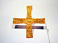 Lombard gold cross from Cividale, Italy.jpg