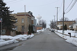 Downtown Lomira