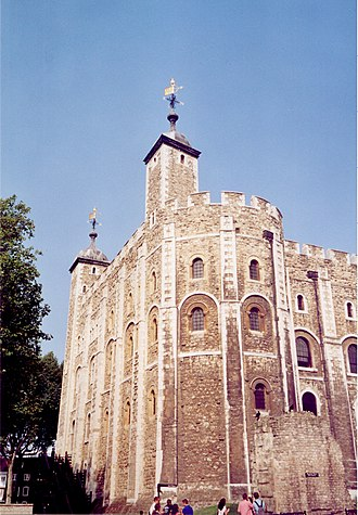 Gundulf of Rochester - Image: London White Tower