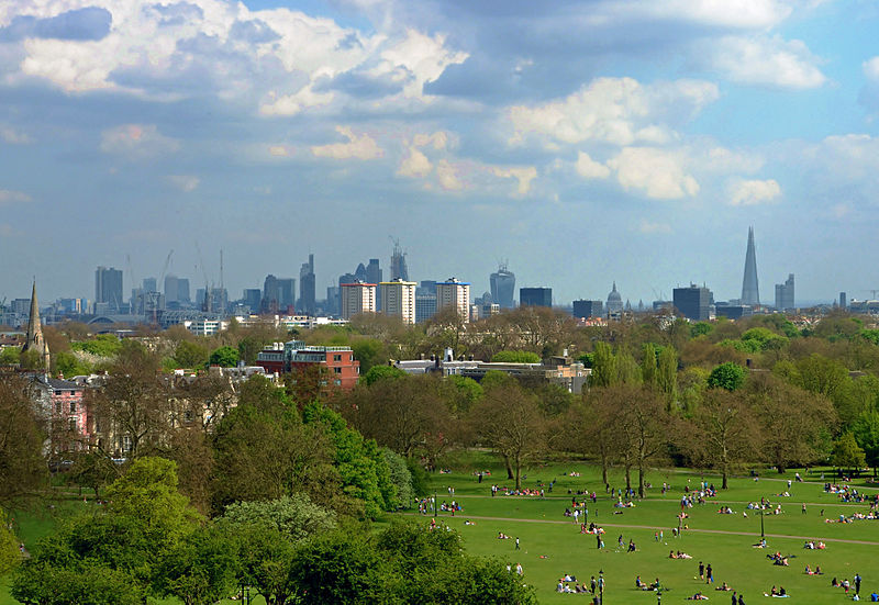 London from Primrose Hill May 2013.jpg