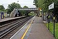 Looking South, Capenhurst Railway Station (geograph 2986995).jpg