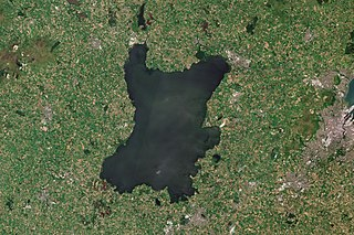 Lough Neagh large lake in Northern Ireland