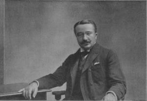 Louis Dausset - Image: Louis Dausset 1901 Langhans
