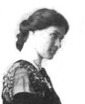 Louise Brigham - Image: Louise brigham ca 1912