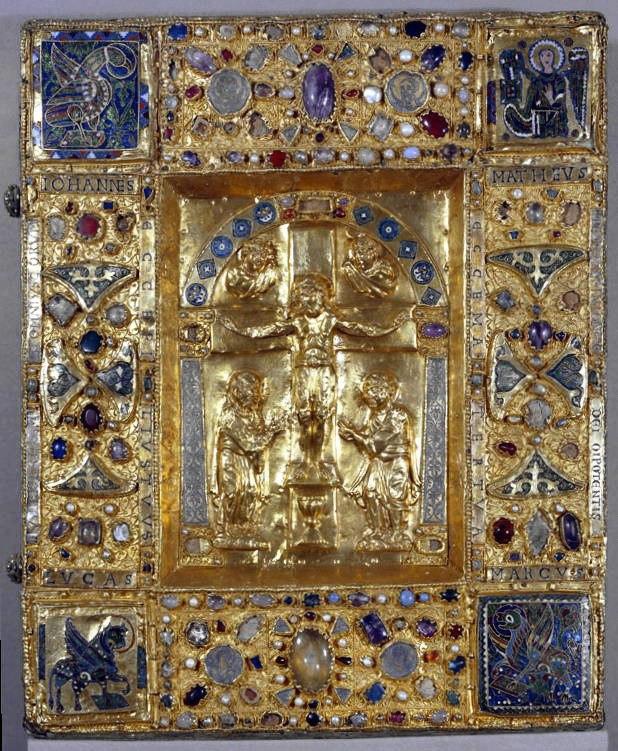 Louvre MosanReliquary
