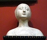 Louvre Princess bust by Francesco Laurana (casting in Pushkin museum) 01 by shakko.jpg