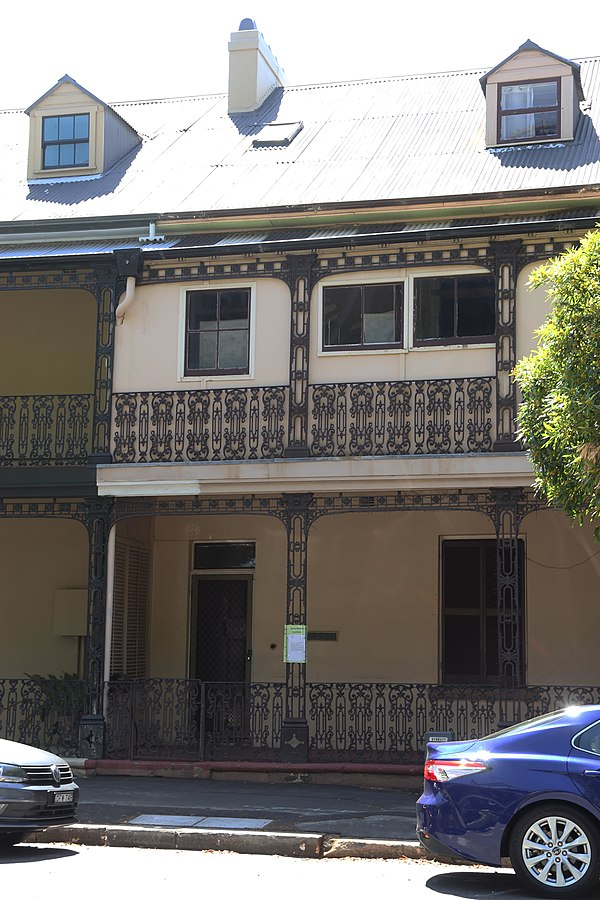 Linsley Terrace