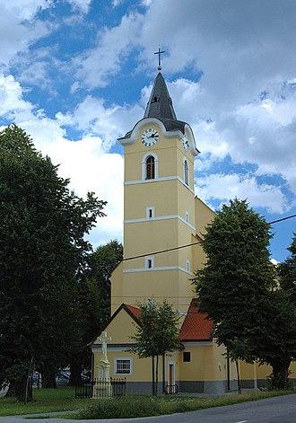 Lozorno - Church